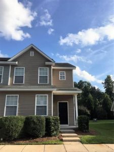 Nicely Renovated Goose Creek End Unit Townhome! Many Upgrades!